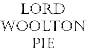 Lord Woolton Pie